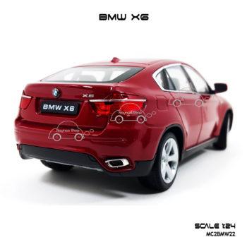โมเดลรถ BMW X6 ท้ายรถสวยๆ