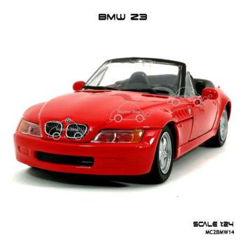 โมเดลรถ BMW Z3