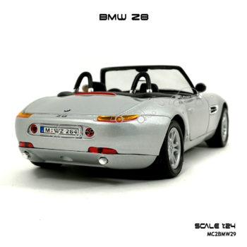 โมเดลรถ BMW Z8 welly