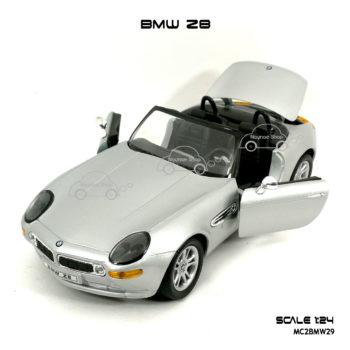 โมเดลรถ BMW Z8 รุ่นเปิดปะทุน