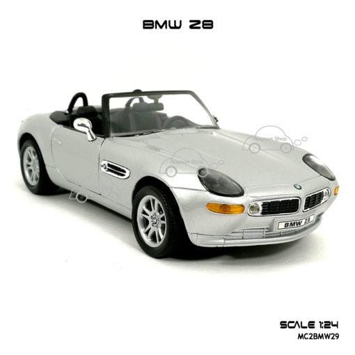 โมเดลรถ BMW Z8 โมเดลลิขสิทธิแท้