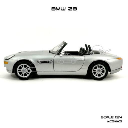 โมเดลรถ BMW Z8 Die-cast Model