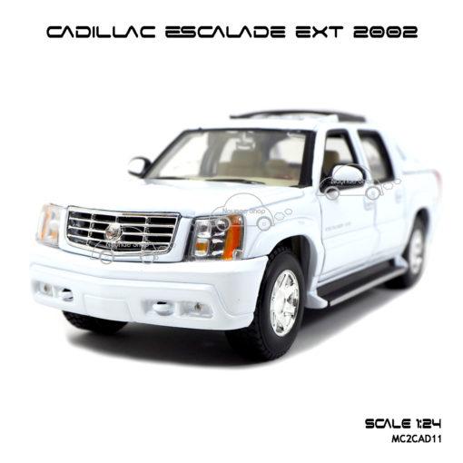โมเดลรถ CADILLAC ESCALADE EXT 2002