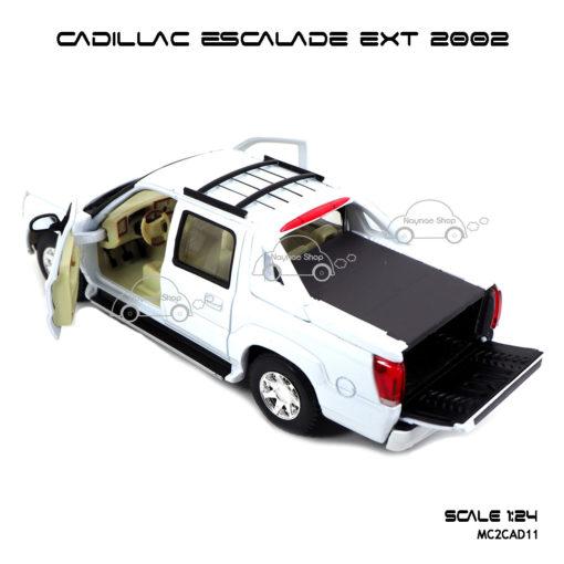 โมเดลรถ CADILLAC ESCALADE EXT 2002 เปิดได้ครบ