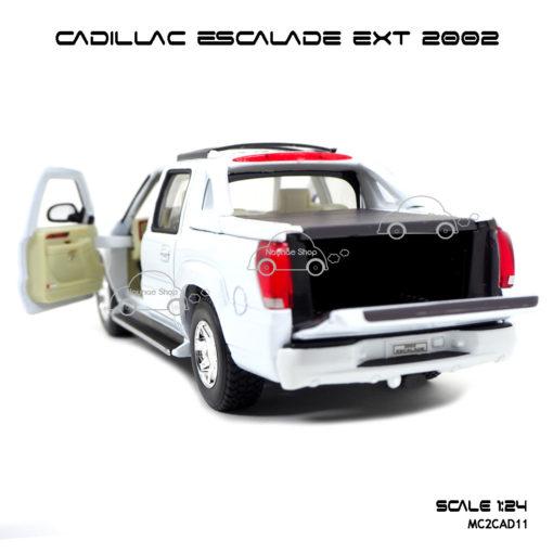 โมเดลรถ CADILLAC ESCALADE EXT 2002 กระบะท้าย