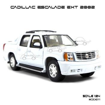 โมเดลรถ CADILLAC ESCALADE EXT 2002 ลิขสิทธิแท้