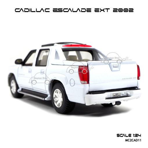 โมเดลรถ CADILLAC ESCALADE EXT 2002 ประกอบสำเร็จ
