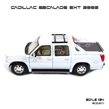 โมเดลรถ CADILLAC ESCALADE EXT 2002 พร้อมตั้งโชว์