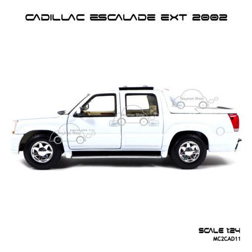 โมเดลรถ CADILLAC ESCALADE EXT 2002 สวยงาม
