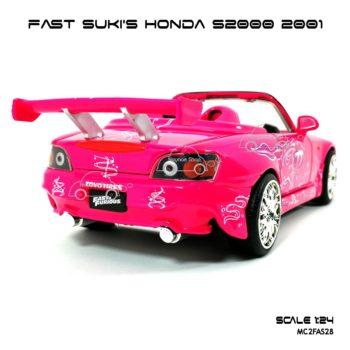 โมเดลรถ FAST SUKI HONDA S2000 (Scale 1:24)