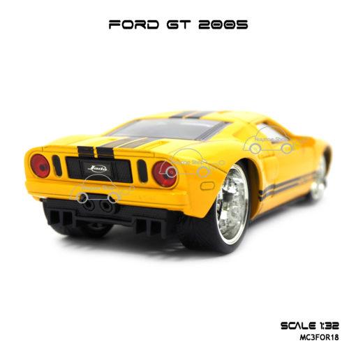 โมเดลรถ FORD GT 2005 เหมือนจริง