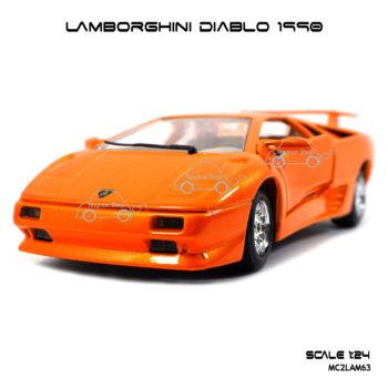 โมเดลรถ LAMBORGHINI DIABLO 1990