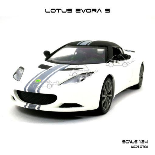 โมเดลรถ LOTUS EVORA S