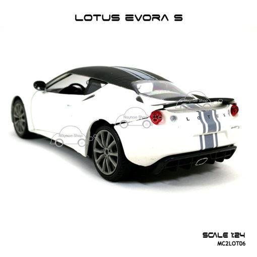 โมเดลรถ LOTUS EVORA S โมเดลลิขสิทธิ