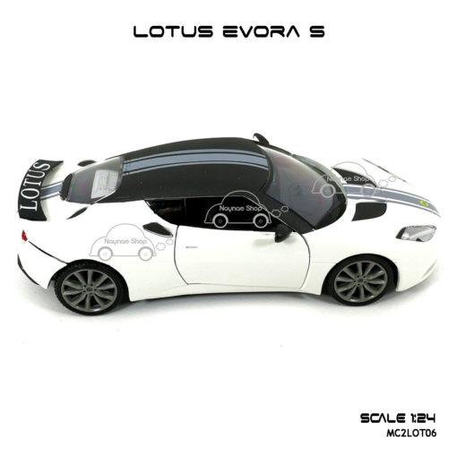 โมเดลรถ LOTUS EVORA S เหมือนจริง