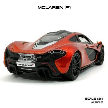 โมเดลรถ McLaren P1 รุ่นขายดี
