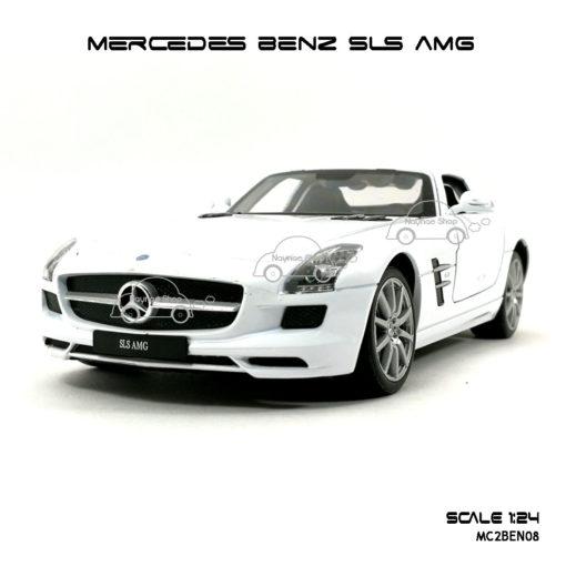 โมเดลรถ MERCEDES BENZ SLS AMG