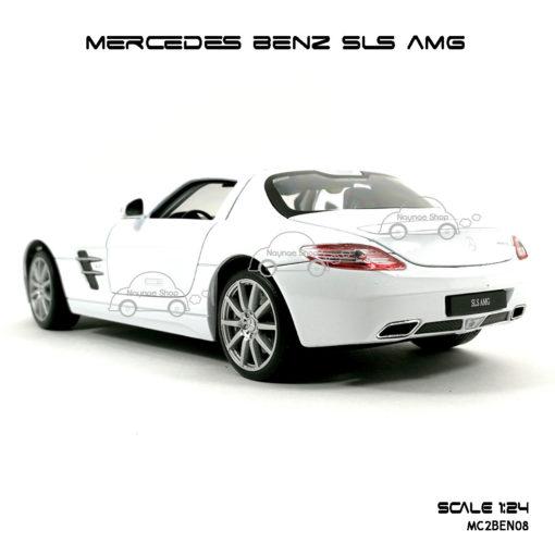 โมเดลรถ MERCEDES BENZ SLS AMG ท้ายสวยๆ