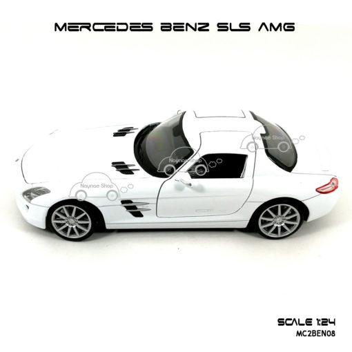 โมเดลรถ MERCEDES BENZ SLS AMG ลิขสิทธิแท้