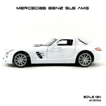 โมเดลรถ MERCEDES BENZ SLS AMG welly