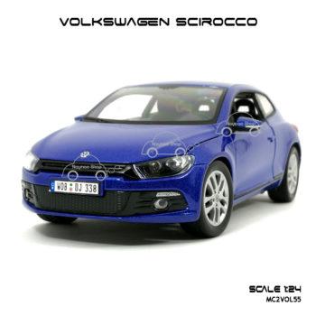 โมเดลรถ VOLKSWAGEN SCIROCCO (Scale 1:24)