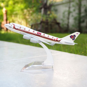 โมเดลเครื่องบิน การบินไทย