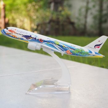 โมเดลเครื่องบิน BANGKOK AIRWAYS