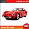 โมเดลเฟอร์รารี่ FERRARI 250 GTO (Scale 1:24)