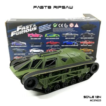 Model car FAST8 RIPSAW