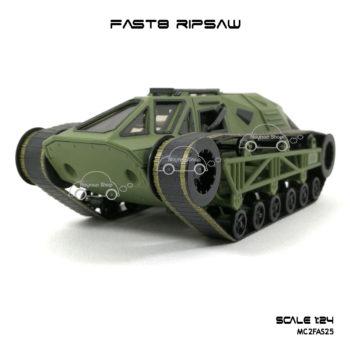 โมเดลรถ Fast8 RIPSAW