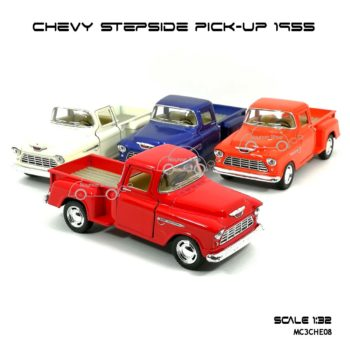 รถโมเดล CHEVY STEPSIDE PICK UP 1955 (1:32)