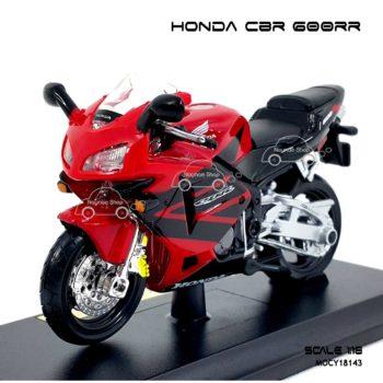 โมเดลบิ๊กไบค์ HONDA CBR 600RR