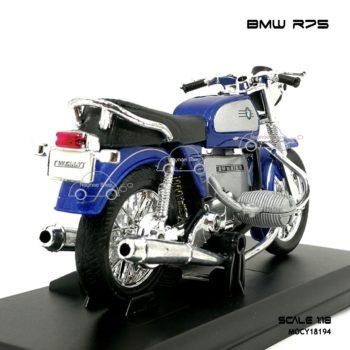โมเดลมอเตอร์ไซด์ BMW R75 (1:18)