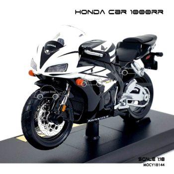 โมเดลมอเตอร์ไซด์ HONDA CBR 1000RR (1:18)