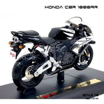 โมเดลมอเตอร์ไซด์ HONDA CBR 1000RR (1:18) ผลิตโดย Maisto
