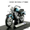 โมเดลมอเตอร์ไซด์ HONDA SHADOW VT1100C (1:18)