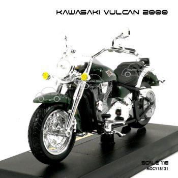 โมเดลมอเตอร์ไซด์ KAWASAKI VULCAN 2000