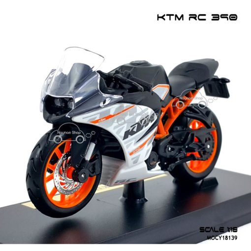 โมเดลมอเตอร์ไซด์ KTM RC 390