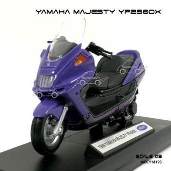 โมเดลมอเตอร์ไซด์ YAMAHA MAJESTY YP250DX 1999