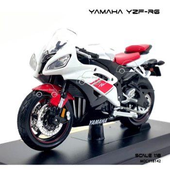 โมเดลรถบิ๊กไบค์ YAMAHA YZF-R6