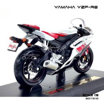 โมเดลรถบิ๊กไบค์ YAMAHA YZF-R6 (1:18) รุ่นขายดี