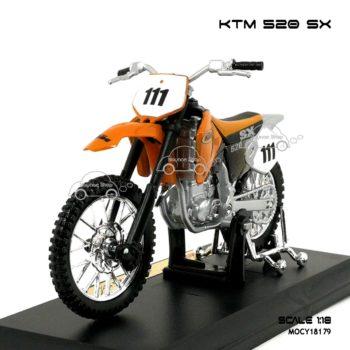 โมเดลรถวิบาก KTM 520 SX