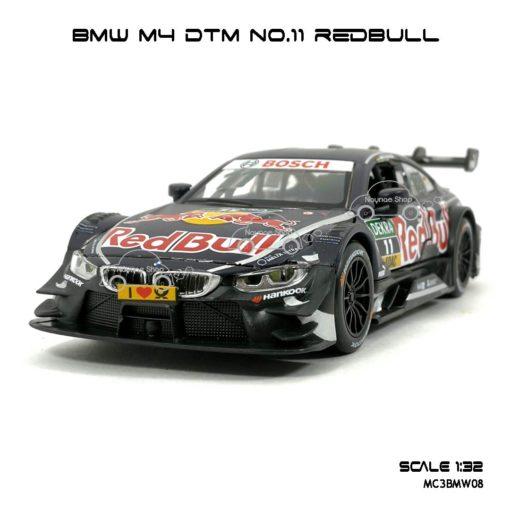 โมเดลรถ BMW M4 DTM No.11 RedBull