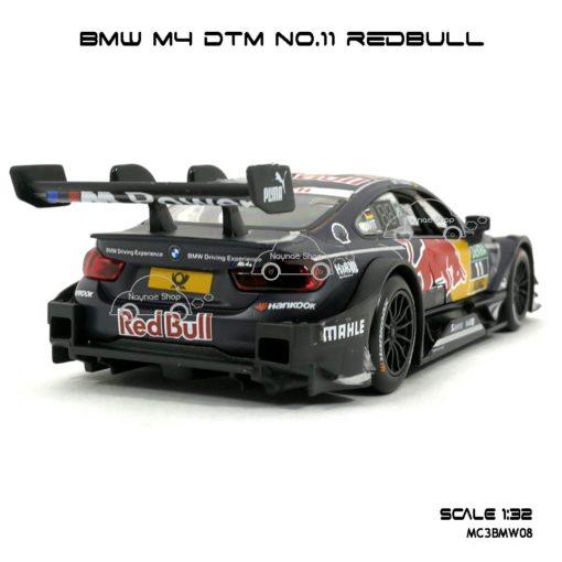 โมเดลรถ BMW M4 DTM No.11 RedBull (1:32)