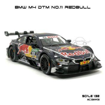 โมเดลรถ BMW M4 DTM No.11 RedBull (1:32) ลายสวยเหมือนรถจริง