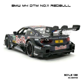 โมเดลรถ BMW M4 DTM No.11 RedBull (1:32) รถแต่งสวย