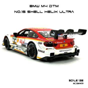 โมเดลรถ BMW M4 DTM Shell Helix Ultra (1:32) โมเดลสำเร็จ