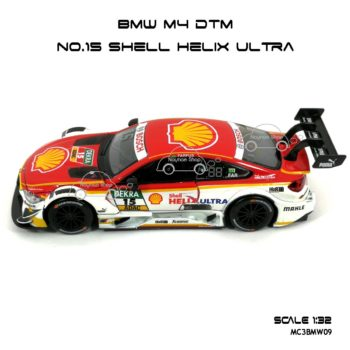โมเดลรถ BMW M4 DTM Shell Helix Ultra (1:32) ราคาถูก