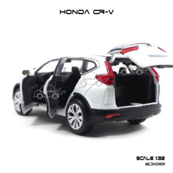 โมเดลรถยนต์ HONDA CR-V (1:32) ประตูท้ายรถเปิดได้
