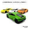 โมเดลรถ LAMBORGHINI HURACAN LP610-4 (1:36)
